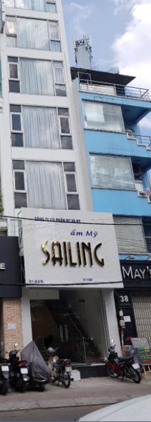 Bán Nhà Mặt Tiền 40 Lê Thị Riêng , Phường Bến Thành, Quận 1,TP.HCM Giá: 27 tỷ