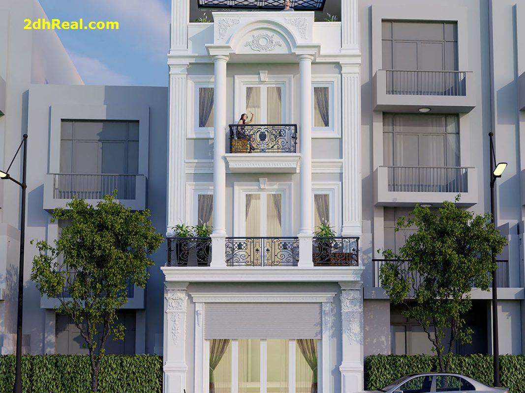 Cho thuê nhà, mặt bằng đường Nguyễn Trãi, HCM