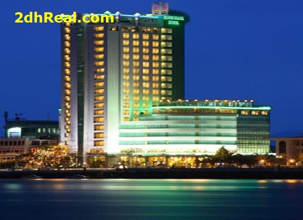 Bán khách sạn 5 sao Green Plaza Đà Nẵng, số 238 Bạch Đằng Đà Nẵng giá 500 tỷ