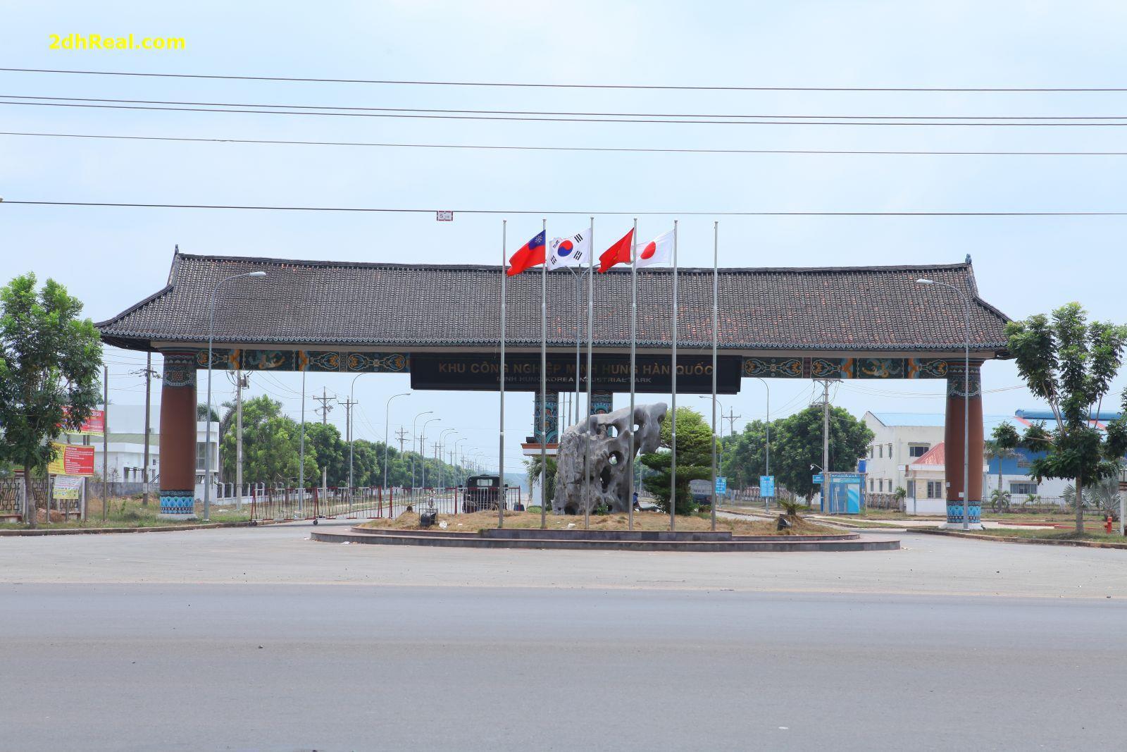 Bán dự án Khu công nghiệp 400 hecta xã Lộc Tấn – xã Lộc Thạnh, huyện Lộc Ninh, tỉnh Bình Phước.