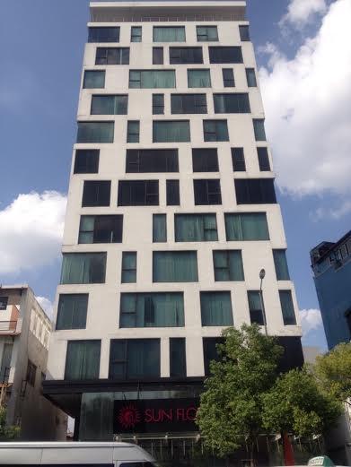 Bán cao ốc, tòa tháp văn phòng Lê Thánh Tôn quận 1 diện tích sàn 7 hecta