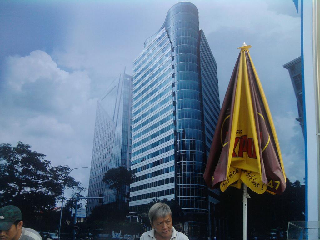 """Bán dự án 130 Hàm Nghi P. Bến Nghé Quận 1 """"Golden Saigon Plaza"""""""