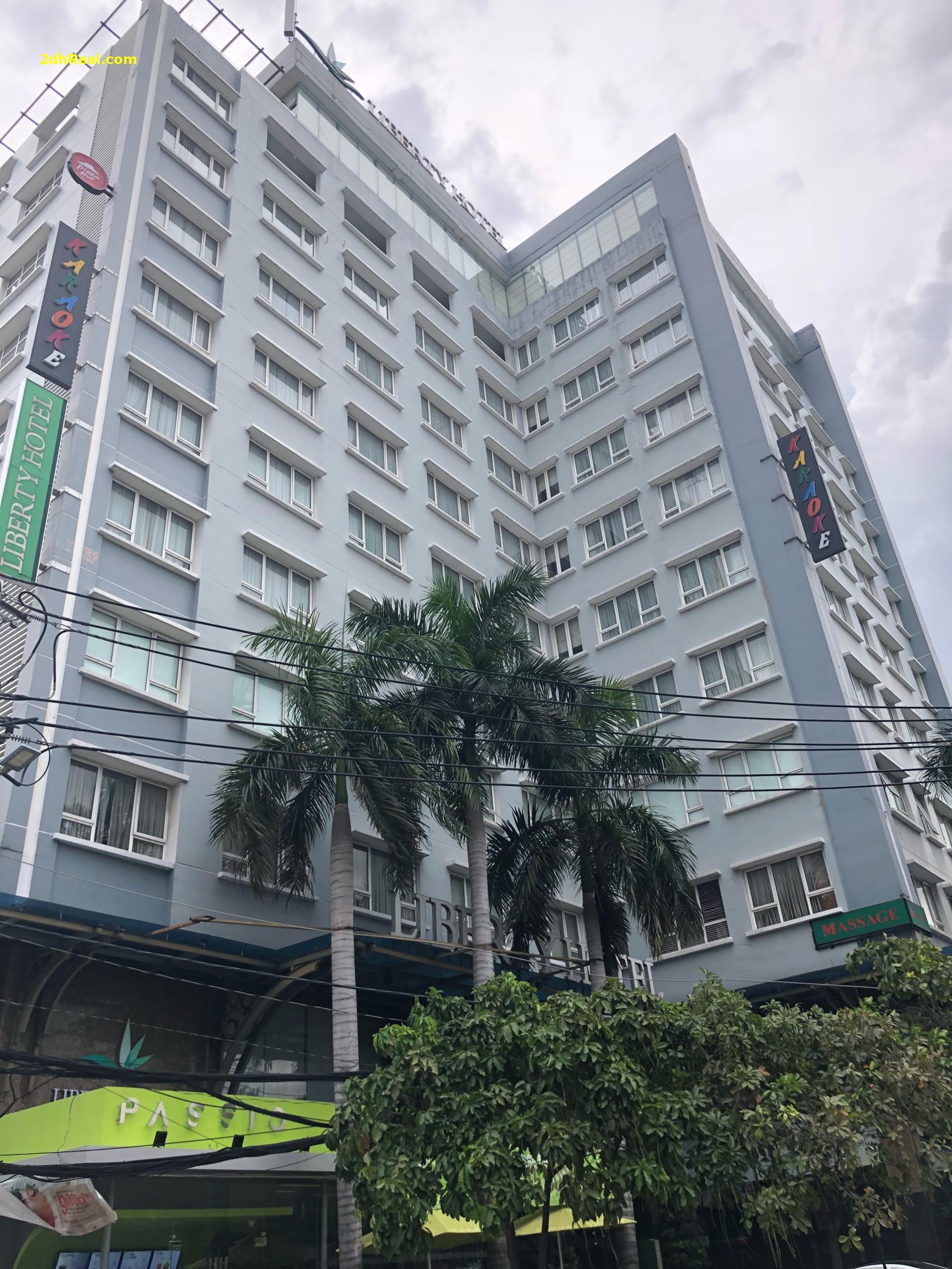 Bán khách sạn 2 Nguyễn Thị Thập quận 7, 12 tầng, 85 phòng