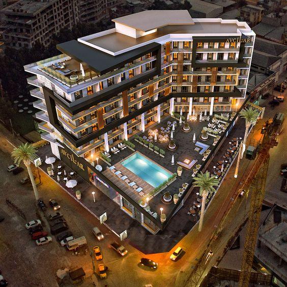Bán khách sạn 4 sao 125 - 133 Lý Tự Trọng, Phường Bến Thành, Quận 1, HCM