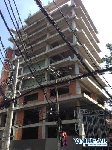 Bán cao ốc 2 mặt tiền 56 Nguyễn Đình Chiểu và Phan Kế Bính giá 215 tỷ