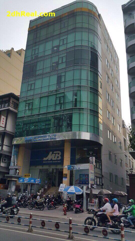 Bán Cao Ốc 2A Nguyễn Thị Minh Khai, phường Đa Kao, Quận 1, TP. Hồ Chí Minh