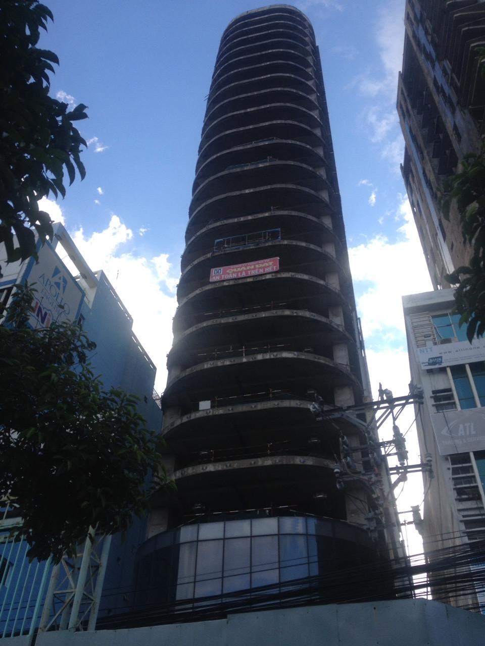 Bán cao ốc 131 Điện Biên Phủ phường 15 quận Bình Thạnh giá 320 tỷ