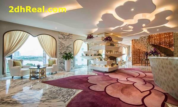 Cho thuê khách sạn 255 – 257 Lê Thánh Tôn, phường Bến Thành, quận 1, Tp.HCM