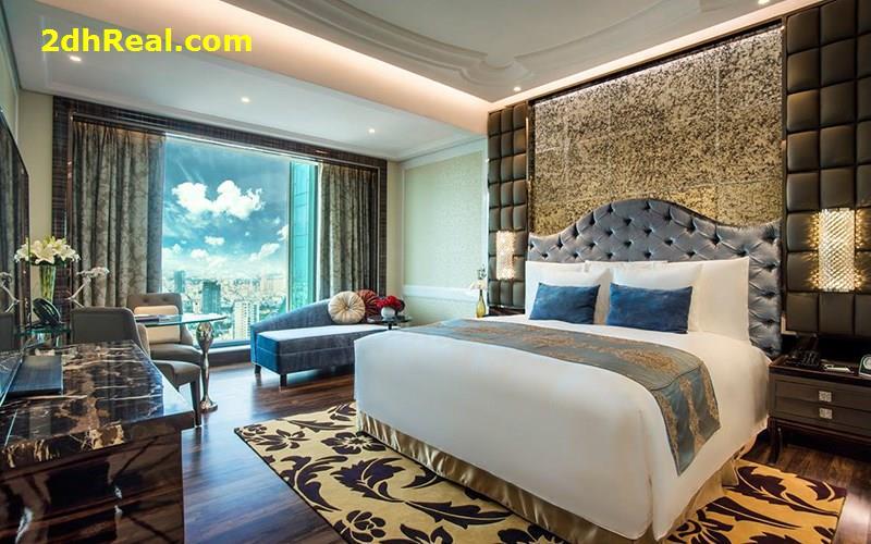 Cho thuê khách sạn 129 – 133 Hàm Nghi, phường Nguyễn Thái Bình, quận 1, Tp.HCM