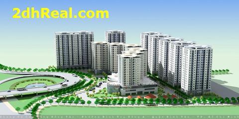 Chuyển Nhựng Dự Án Khu Cao Ốc Hồng Tân, 4.5 ha.