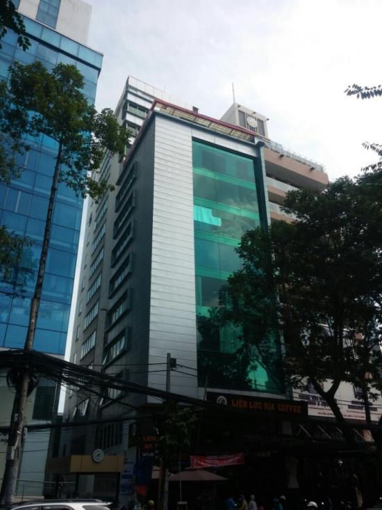 Bán cao ốc văn phòng 225 Hai Bà Trưng giá 45 tỷ