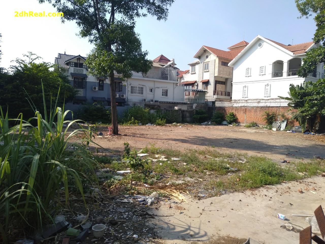Bán Lô Đất Số 28 Đường 12 Trần Não - Kế Bên Khu Biệt thự Hoa Hồng, phường Bình An, Quận 2