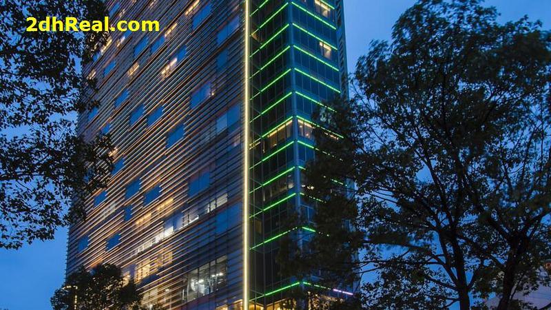 Bán Cao ốc văn phòng 259 Trần Hưng Đạo, Quận 1: 20m x 75m