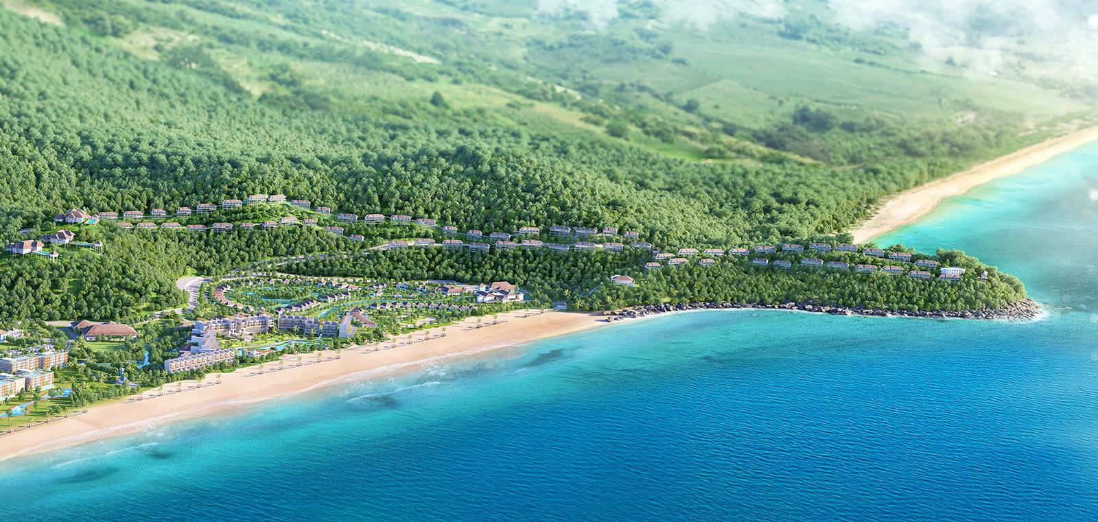 Bán dự án đất nền 6,5ha tại thị xã LaGi, tỉnh Bình Thuận