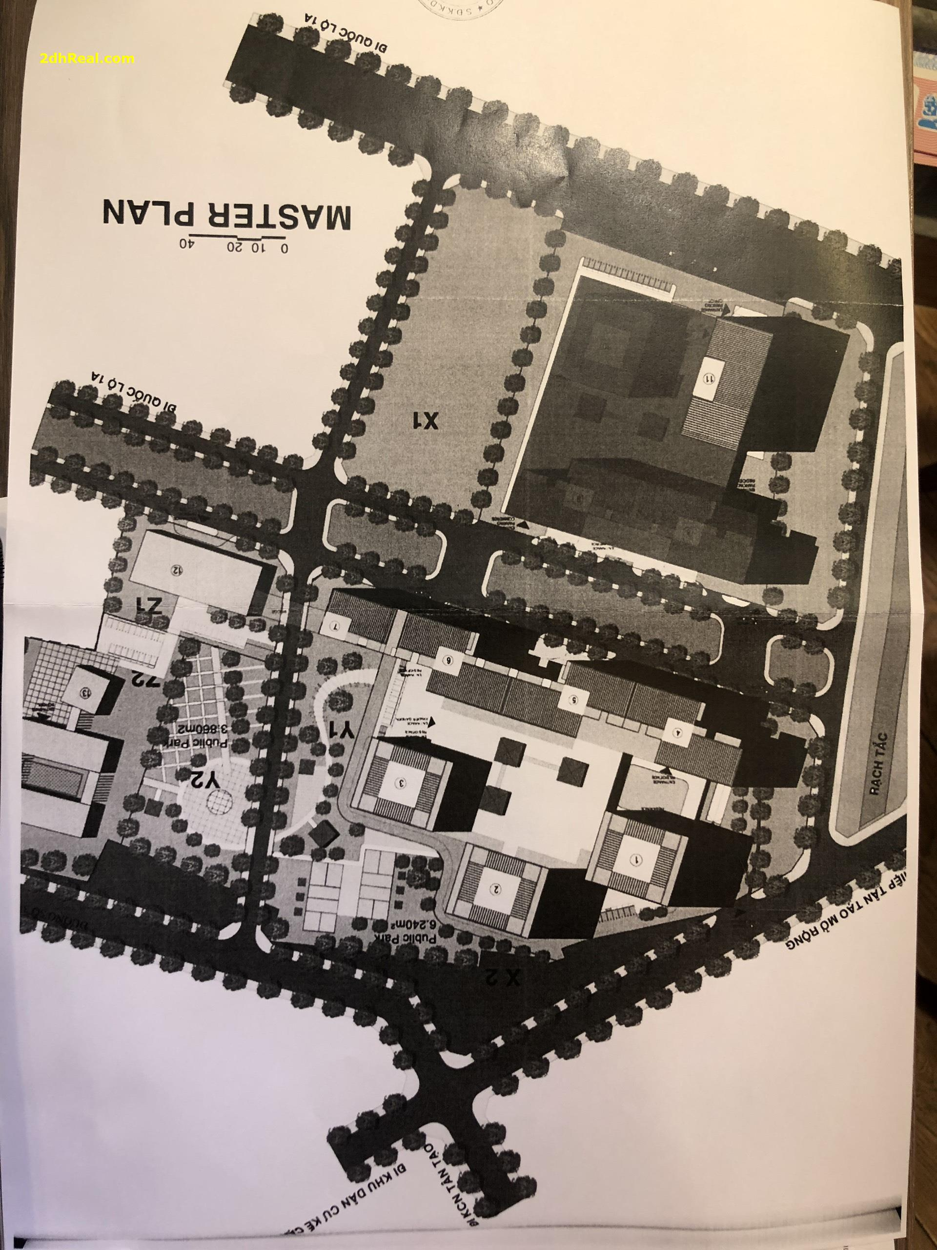 Bán 60.000m2 đất đã có dự án số 7 Trần Đại Nghĩa, Bình Chánh