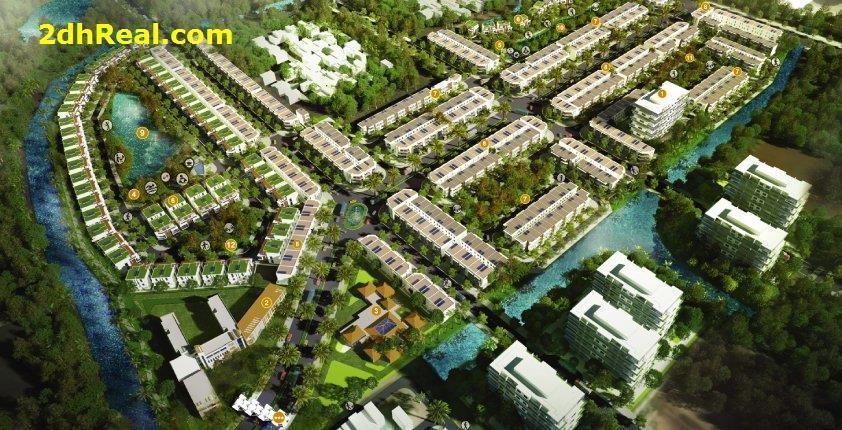 Bán dự án khu dân cư 18 hecta tại phường Phước Long, quận 9, Tp.HCM