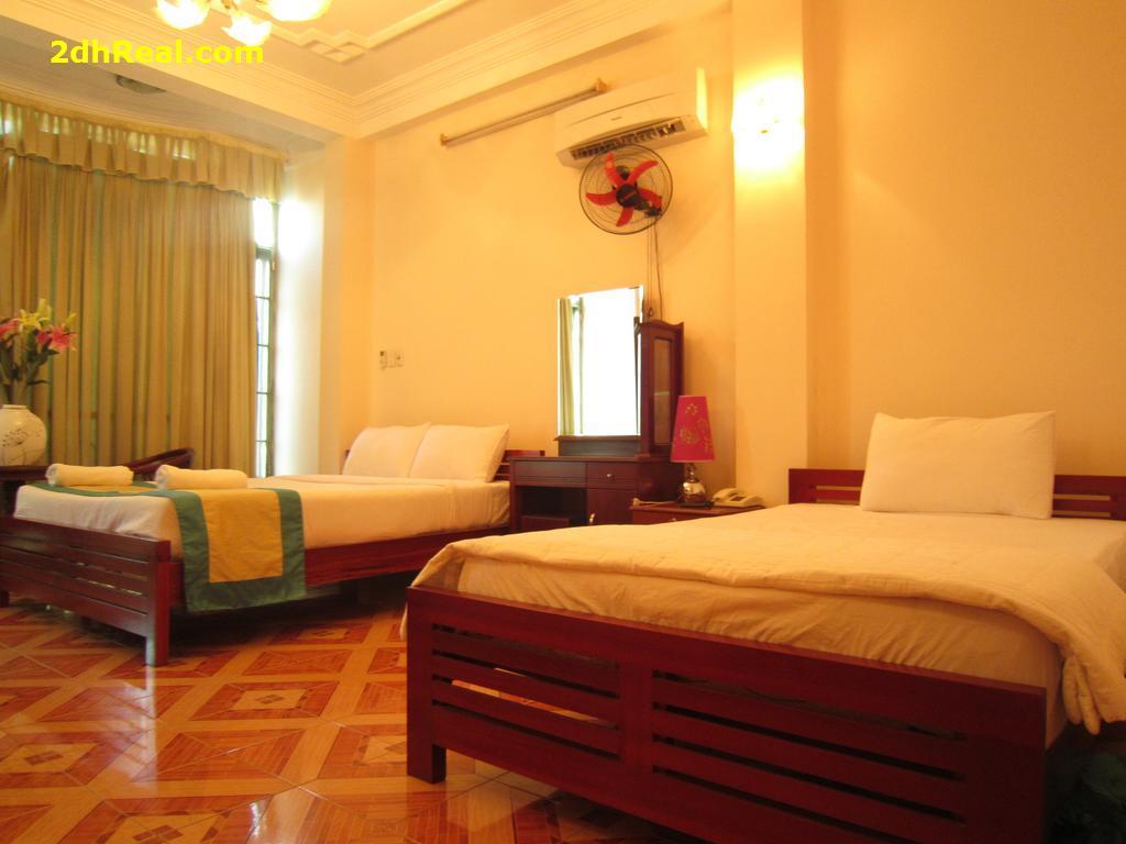Bán khách sạn mặt tiền 3A Võ Văn Tần, Phường 6, Quận 3