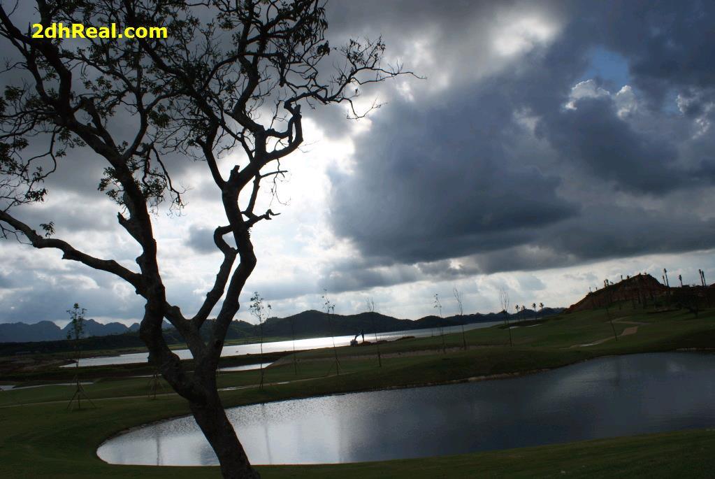 Bán khu sân Golf 54 lỗ diện tích 3.000 hecta Tại xã Đông Sơn, huyện  Tam Điêp, tỉnh Ninh Bình