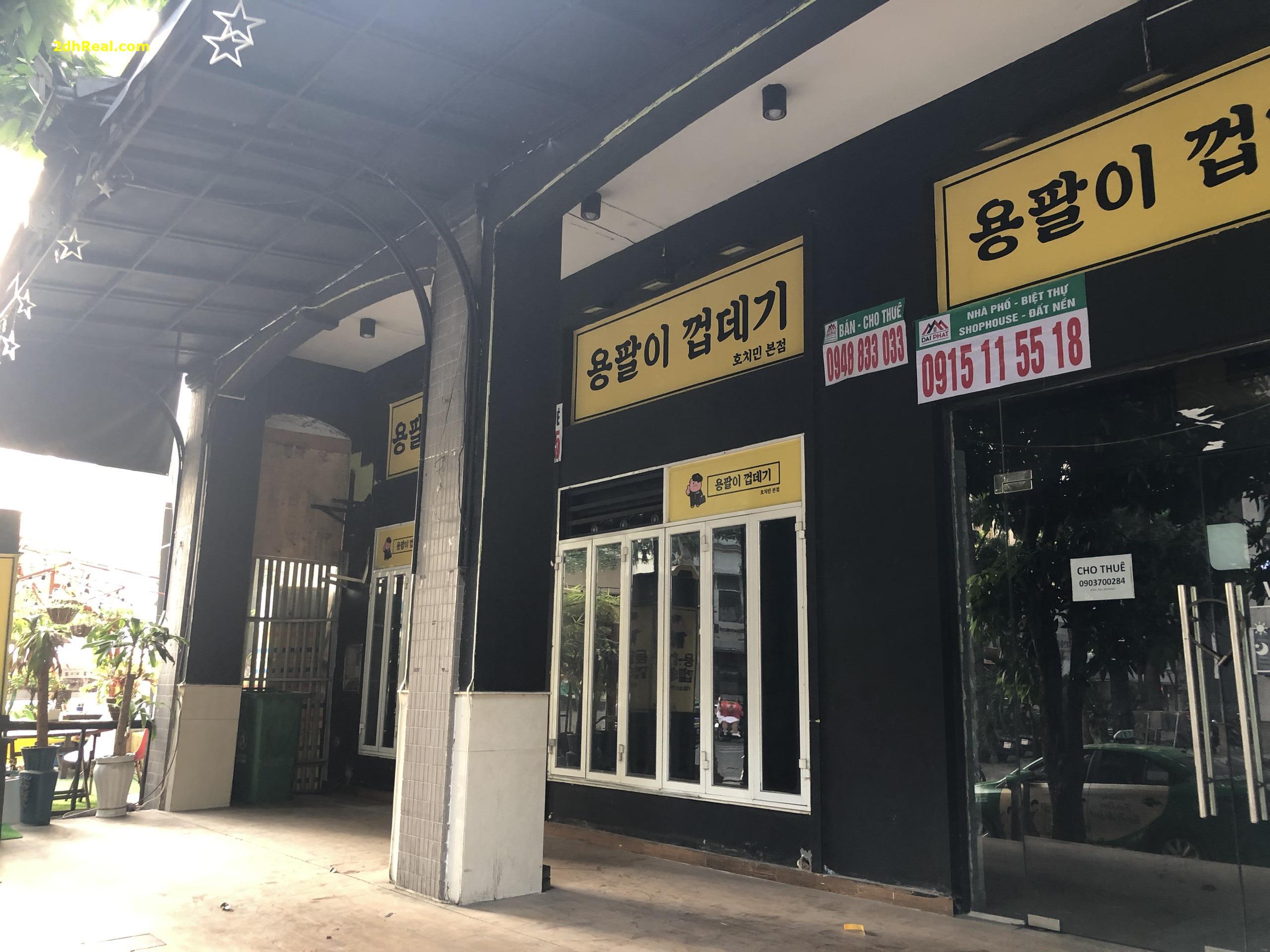 Cho thuê khách sạn khu đô thị Phú Mỹ Hưng quận 7