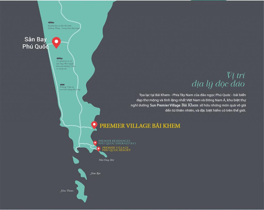 Biệt thự biển Sun Group - Sun Premier Village- Condotel Premier Residences Phú Quốc Emerald Bay | Phú Quốc