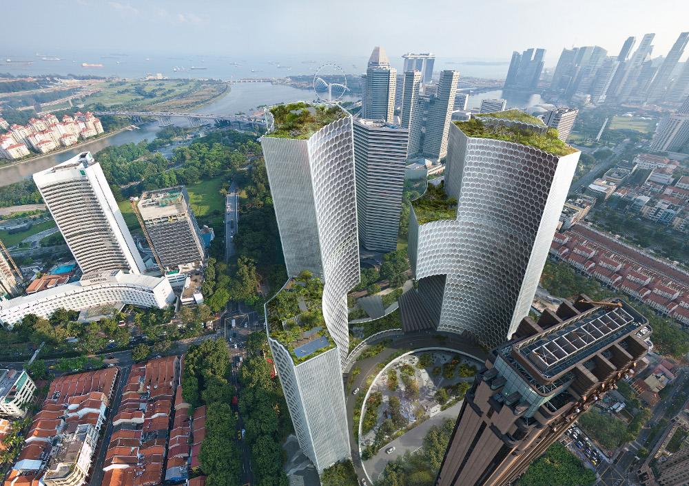 CapitaLand | Mua 2 công ty, CapitaLand thành tập đoàn bất động sản lớn nhất châu Á | 2dhHoldings