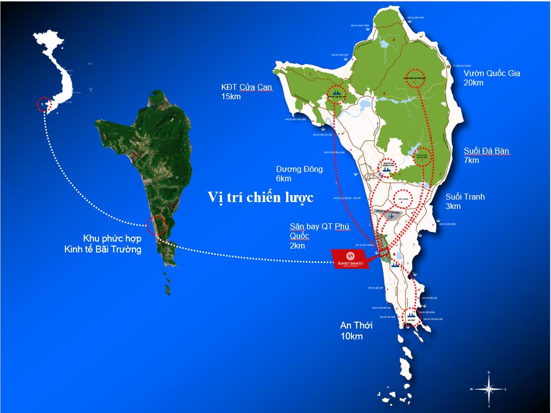 Đặc khu kinh tế Phú Quốc | Cập nhật các chính sách