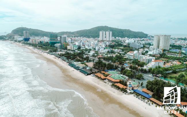 """Hàng loạt dự án BĐS nghỉ dưỡng lớn tại Bà Rịa - Vũng Tàu lọt """"tầm ngắm"""" đại gia địa ốc"""