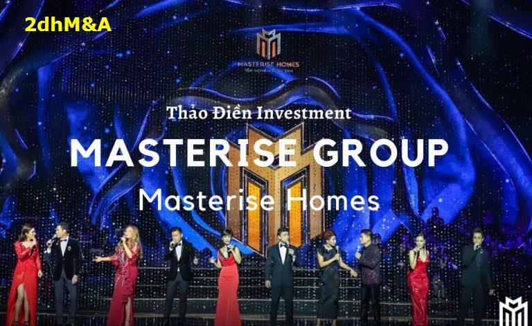 Masterise Group | Chân dung Masterise Group : Đế Chế Mạnh Đang Rộ Lên