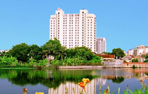 Phi vụ sang tay khách sạn Sheraton Hà Nội lần 1 năm 2008