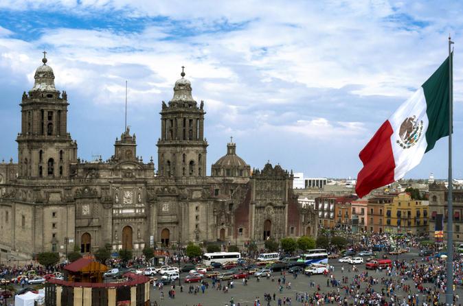 Siêu đô thị Mexico