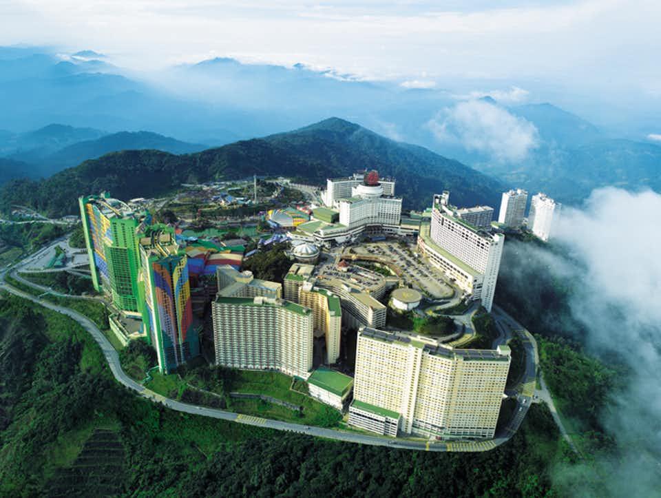 Thêm một đối tác khủng lọt vào tầm ngắm của Tập đoàn Địa ốc Alibaba | Genting | 2dhHoldings