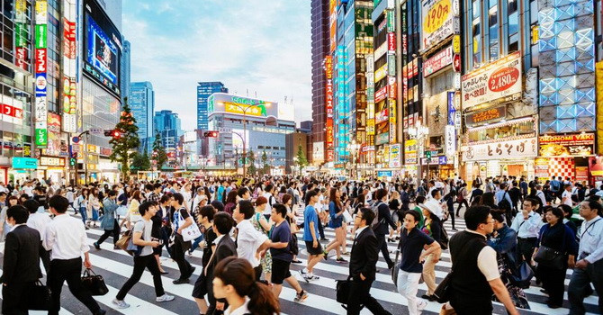 Thủ tướng Nhật Abe đang giúp người giàu Nhật ngày một giàu hơn?
