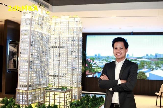 Tiêu Điểm Doanh Nhân | Nguyễn Trung Tín | CEO 8X điều hành tập đoàn Trung Thủy