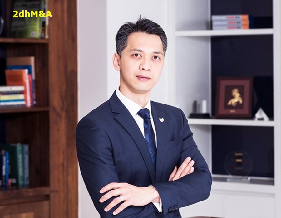 Tiêu Điểm Doanh Nhân | Trần Hùng Huy | Vị thuyền trưởng ACB khi mới ở tuổi 34