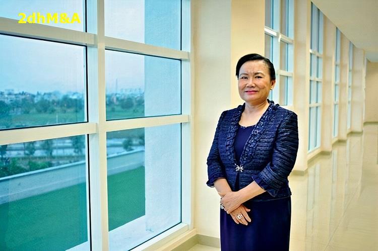 Tiêu Điểm Doanh Nhân | Trần Thị Lâm | Người phụ nữ quyền lực tập đoàn Hoa Lâm