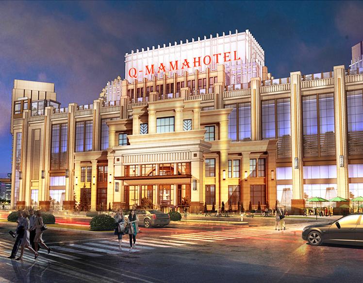 Khởi công khách sạn 5 sao hơn 1.000 tỷ đồng tại khu người Hoa Sài Gòn